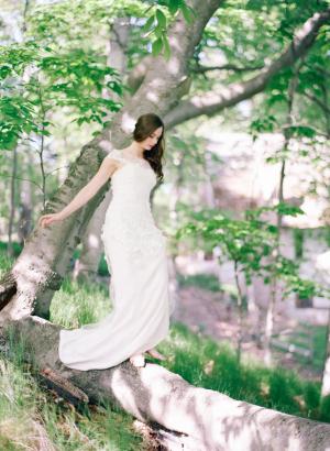 Spring Garden Wedding Ideas Cory Weber 7