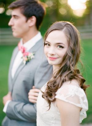 Spring Garden Wedding Ideas Cory Weber 9