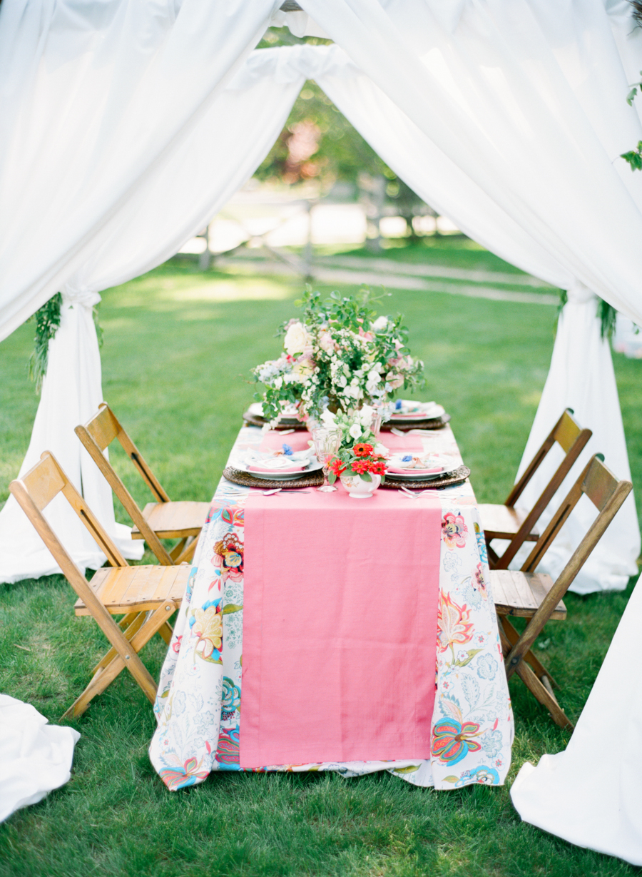 Spring garden wedding ideas elizabeth anne designs the for Spring garden designs
