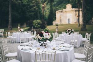 Summer Outdoor Villa Wedding