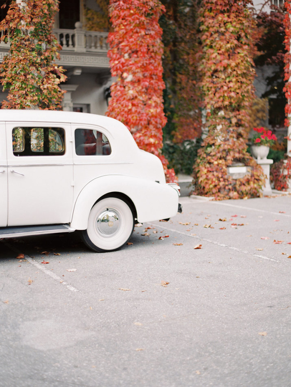 Vintage Car for Wedding