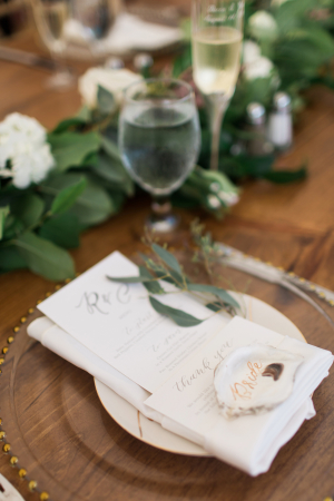 Waterside Wedding Details