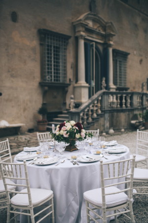 Wedding at Italian Villa