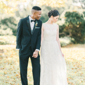 Burgundy and Berry Wedding Inspiration 4