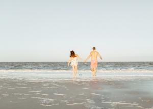 Charleston Beach Honeymoon