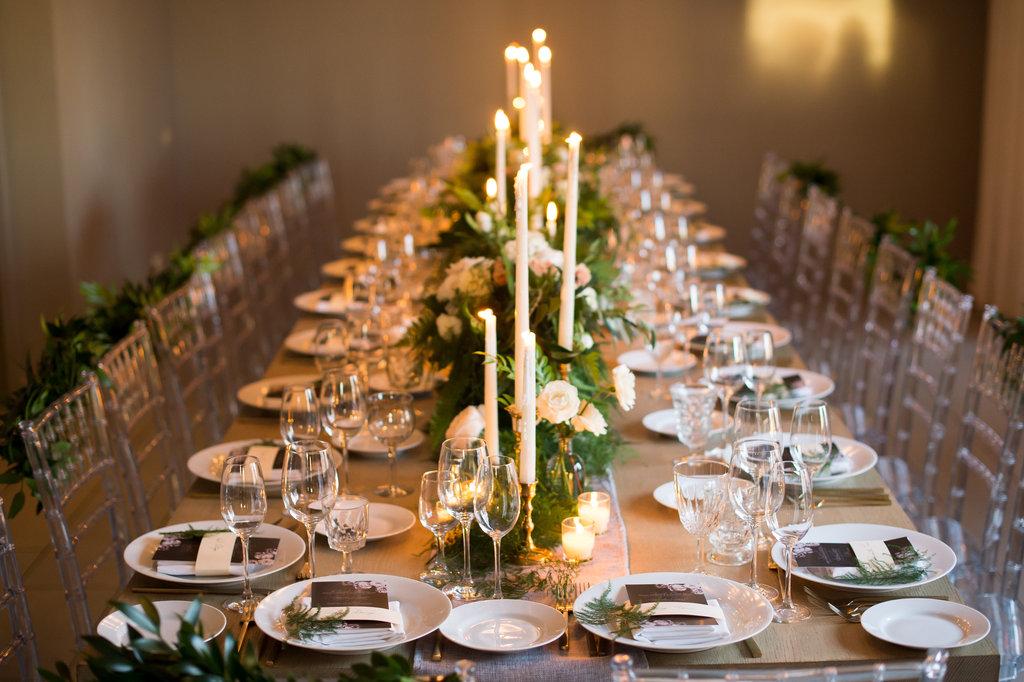 Diner style wedding