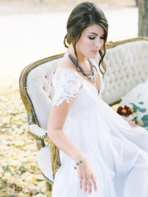 Ginkgo and Thistle Wedding Inspiration 2