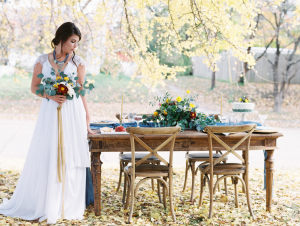 Ginkgo and Thistle Wedding Inspiration 3