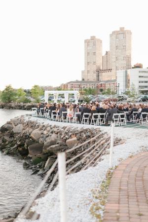 New Jersey Riverside Wedding