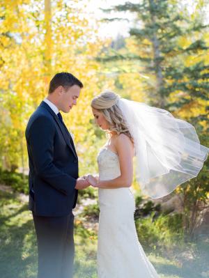 Ritz Carlton Bachelor Gulch Wedding 13