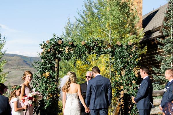 Ritz Carlton Bachelor Gulch Wedding 3