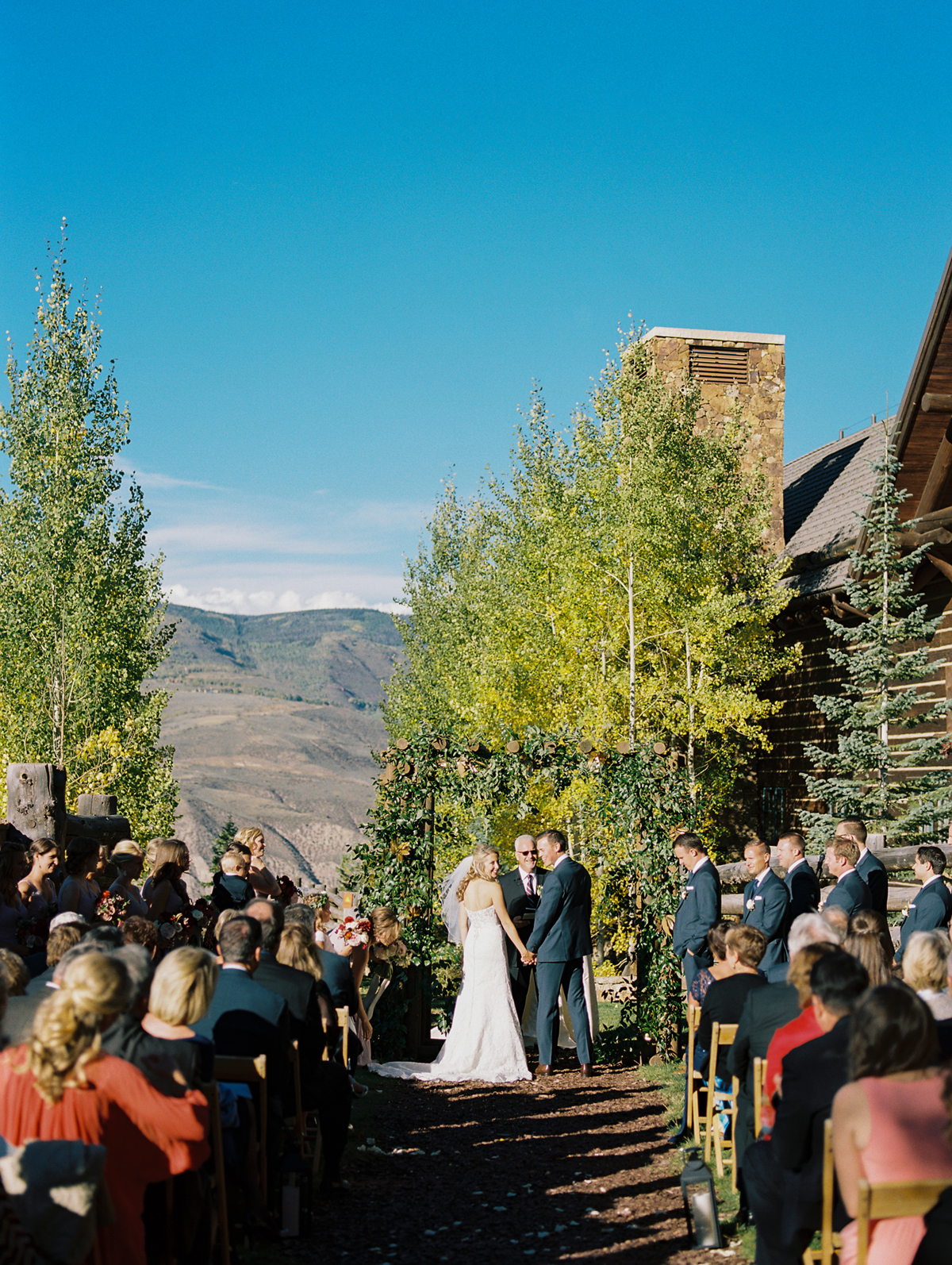 Ritz Carlton Bachelor Gulch Wedding 4