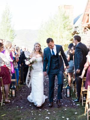 Ritz Carlton Bachelor Gulch Wedding 6