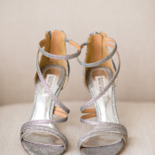 Silver Wedding Shoes 72 Awesome View the Full Gallery