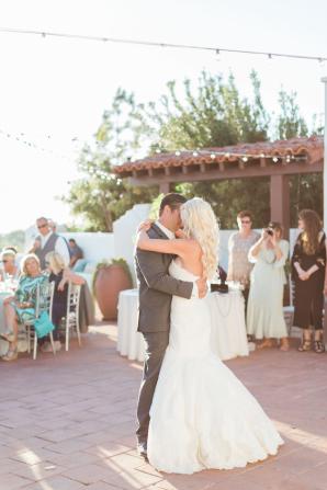 Bohemian San Clemente Wedding 14