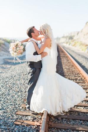 Bohemian San Clemente Wedding 5