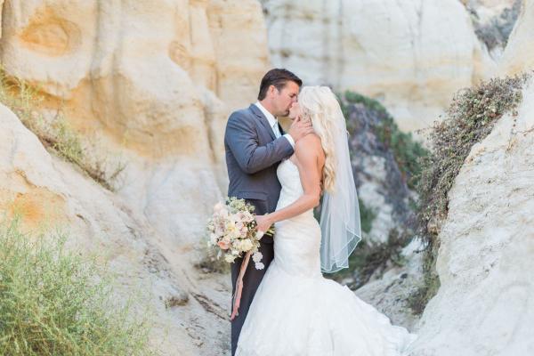 Bohemian San Clemente Wedding 6