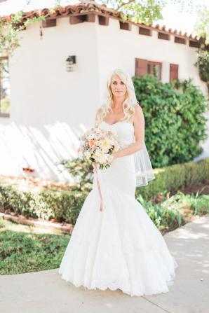 Bride in Mia Bella Couture