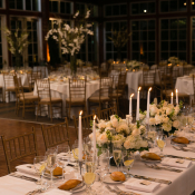 Butter Yellow and Ivory Wedding