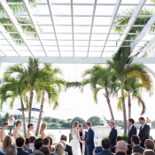 Florida Waterside Wedding 1