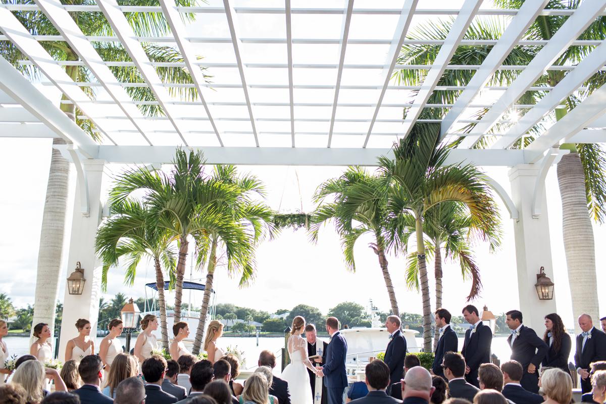 Florida Waterside Wedding 1