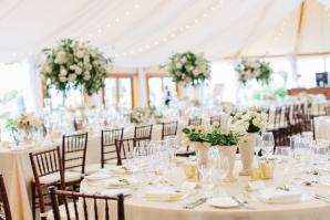 Green and Blush Wedding