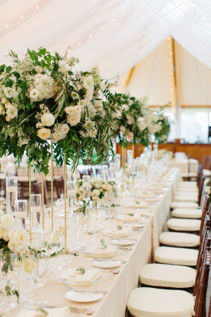 Kings Table at Wedding