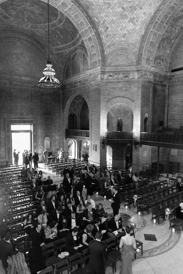 St Pauls Chapel Wedding