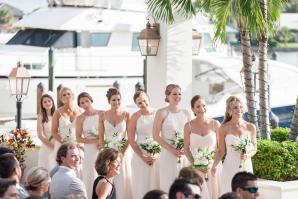 Wedding Reception by Yachts