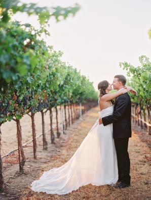 Wine Country Wedding Lori Paladino 9
