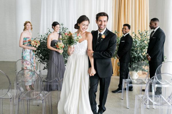 Chicago Wedding Ideas from Aisle Society