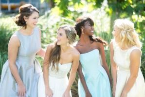 Coastal Bridesmaids