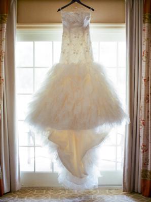 Modern Trousseu Gown