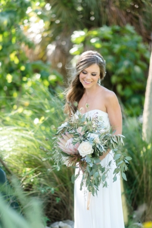 Seaside Wedding Inspiration from Dessy 1