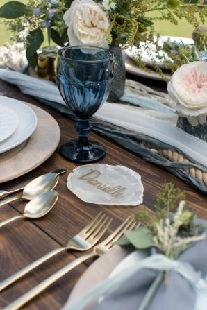 Seaside Wedding Inspiration from Dessy 11
