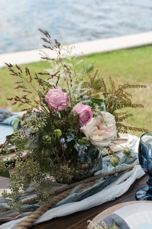 Seaside Wedding Inspiration from Dessy 12