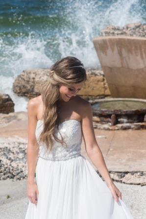 Seaside Wedding Inspiration from Dessy 4