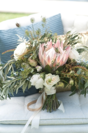 Seaside Wedding Inspiration from Dessy 8