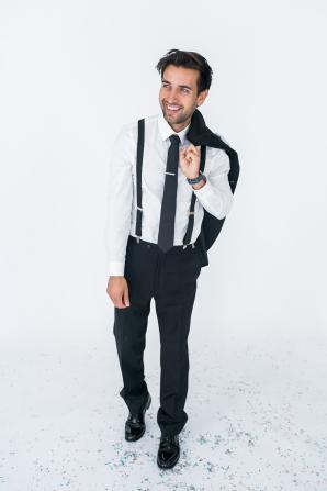 Slim Fit Mens Tuxedo