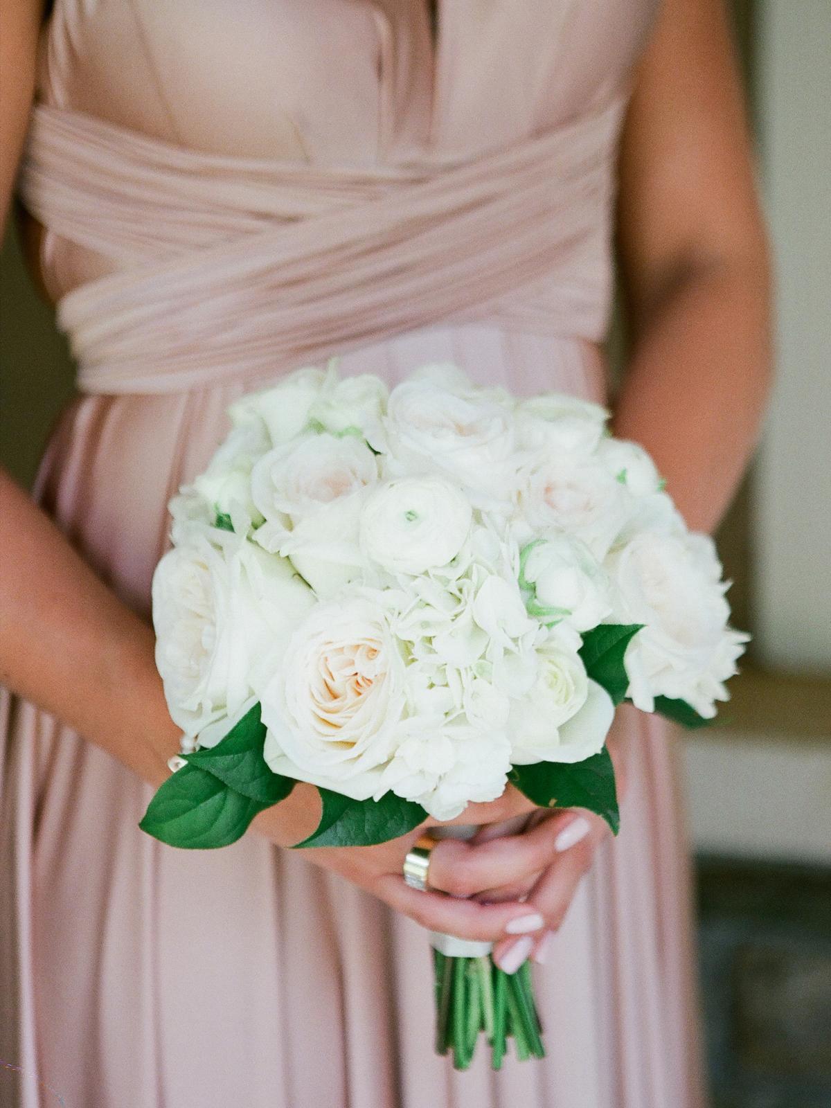 White bridesmaid bouquet elizabeth anne designs the wedding blog white bridesmaid bouquet mightylinksfo Choice Image