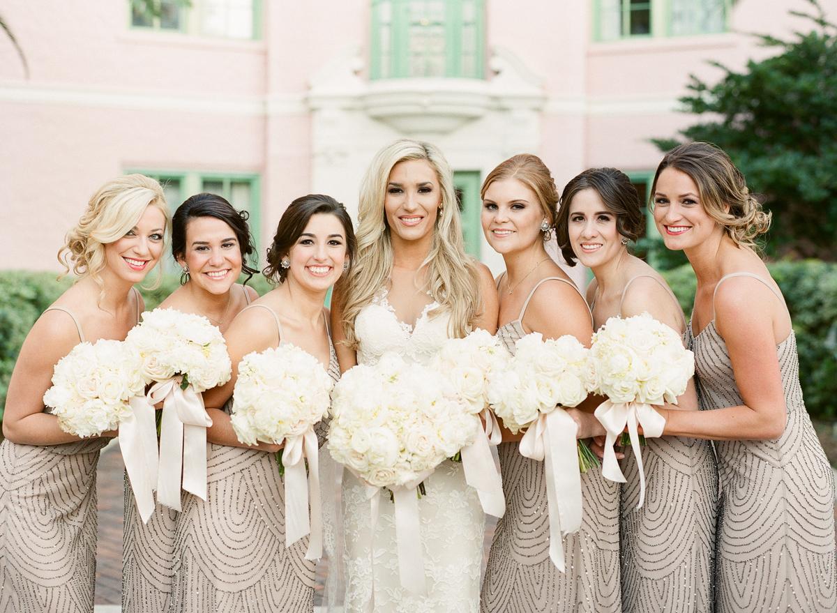 Adrianna Papell Bridesmaid Dress