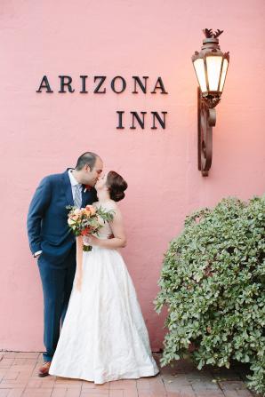 Arizona Inn Wedding Lindsay Bishop Events 10