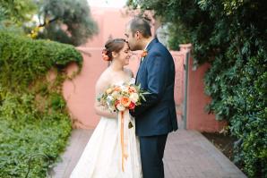 Arizona Inn Wedding Lindsay Bishop Events 8