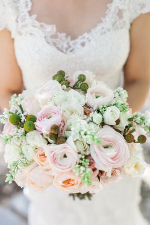 Bridal Bouquet with Ranunculus