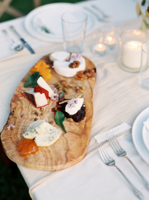 Charcuterie Tray at Wedding