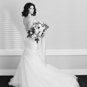 Classic Glamour Wedding Inspiration 2