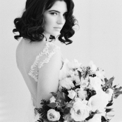 Classic Glamour Wedding Inspiration 3