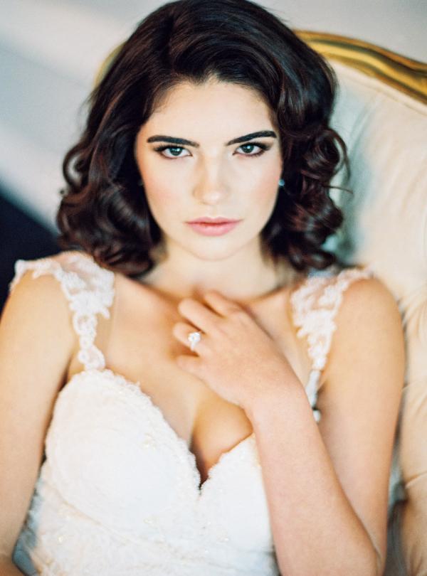 Classic Glamour Wedding Inspiration 4