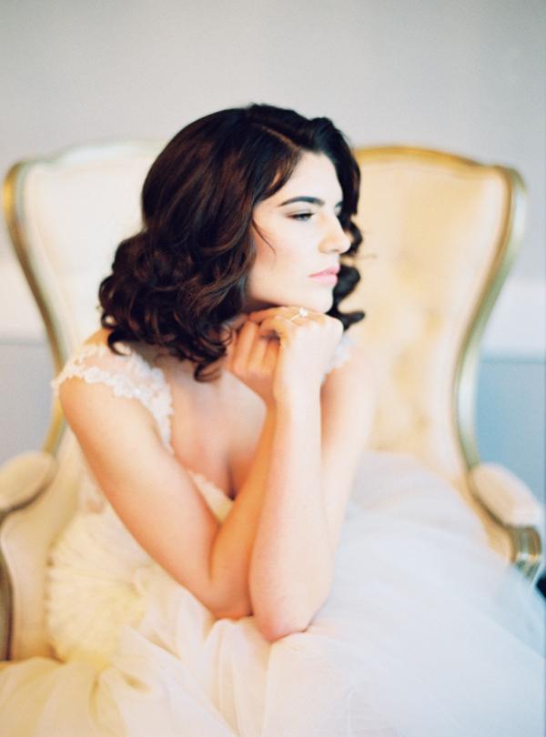 Classic Glamour Wedding Inspiration 5