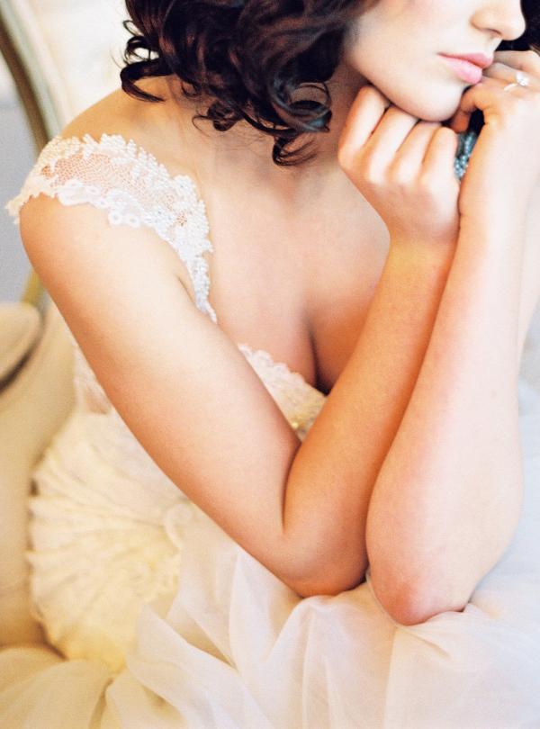 Classic Glamour Wedding Inspiration 6